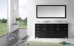 72 Inch Double Sink Bathroom Vanity by Virtu Usa 72 Inch Caroline Parkway Double Bathroom Vanity Square