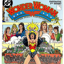 Hope And Glory The History Feminism Of Wonder Woman Raffia