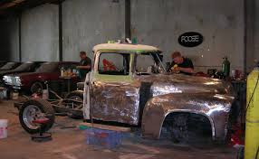 Chip's 56 F-100 - Chip Foose - Official Home Of Foose Design, Inc.