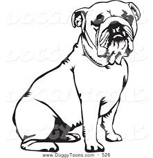 Printable Pictures Bulldog Coloring Pages 82 With Additional Gallery Ideas