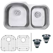Ipt Stainless Steel Sinks by 27 Undermount Kitchen Sinks Kitchen Sinks The Home Depot