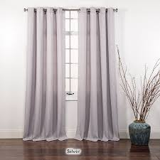 Boscovs Blackout Curtains by Gramercy Basket Weave Grommet Panel Boscov U0027s