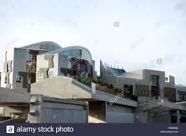 100 Enric Miralles Architect Scottish Parliament Building