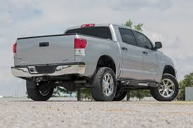 3.5in Bolt-On Kit For 2007-2018 Toyota 4wd Tundra Pickup [76830 ... Toyota Tundra Trucks With Leer Caps Truck Cap 2014 First Drive Review Car And Driver New 2018 Trd Off Road Crew Max In Grande Prairie Limited Crewmax 55 Bed 57l Engine Transmission 2017 1794 Edition Orlando 7820170 Amazoncom Nfab T0777qc Gloss Black Nerf Step Cab Length Cargo Space Storage Wshgnet Unparalled Luxury A Tough By Devolro All Models Offroad Armored Overview Cargurus Double Trims Specs Price Carbuzz