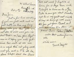 Letters to and from home Great War Dundee This is the story