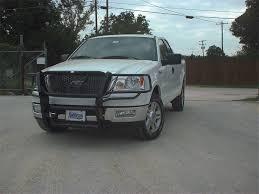 100 Truck Grill Guard Frontier Gear 200506004 Fits 0408 F150