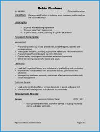 Criminal Justice Resume Template Luxury Best Solutions Examples Resumes Cv Sample Professional Writing