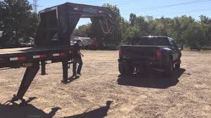 100 Truck Specialties Alpha Trailer Load Trail Gooseneck Front Hydraulic Lift Display
