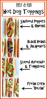 Move Over Taco Bar - It's Time For The Hot Dog Toppings Bar! - The ... Best 25 Hot Dog Bar Ideas On Pinterest Buffet Bbq Tasty Toppings Recipes Gourmet Hot Win Memorial Day With 12 Amazing Dog Toppings Organic Grass Teacher Appreciation Lunch Ideas Bar Bratwurst And Jelly Toast Easy Chili Recipe Dogs What Does Your Say About You Psychology Long Weekend Cookout Food Click Create A Joy Of Kosher The Smart Momma Poker Run