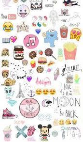 Backgrounds Cookies Dream Emoji Food Foods Friends Infinity Love Nutella Paris Starbucks Tumblr Wallpaper Xo First Set On Favim