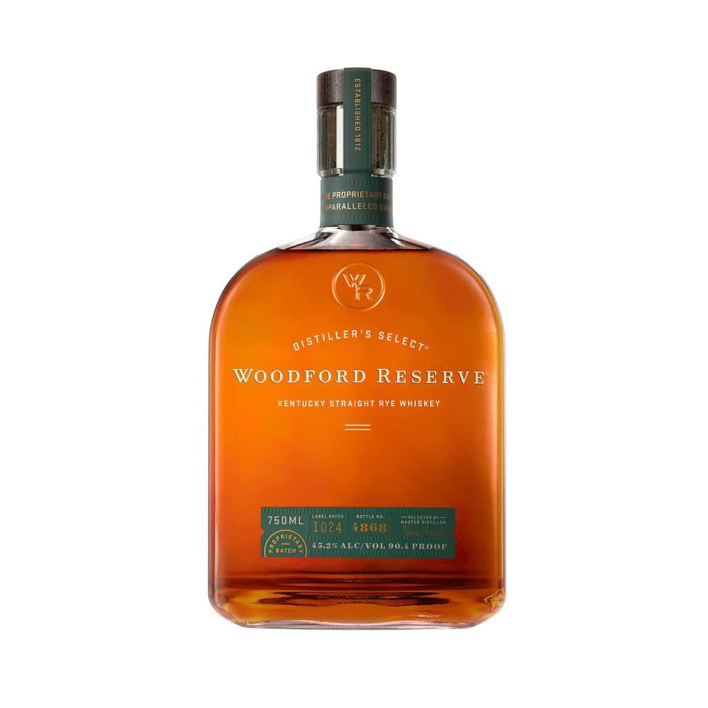 Woodford Reserve Kentucky Straight Rye Whiskey - 750 ml bottle