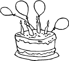 Free Coloring Pages Of Bunch Balloons