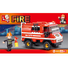 Fire Alarm (133 Pcs)