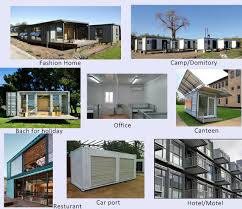 100 Container Houses China Movable Prefab House With Toilet Home