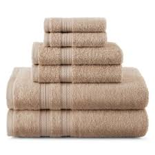 home expressions solid bath towels