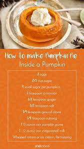 Storing Pumpkin Pie by Pumpkin Pie Inside A Mini Pumpkin Might Just Be The Cutest Recipe Ever