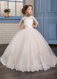 Great Little Girls Wedding Dresses