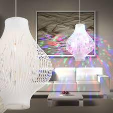 etc shop led pendelleuchte rgb led pendel leuchte farbwechsel lichtspiel wohnzimmer beleuchtung hänge le kaufen otto