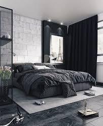 50 männer schlafzimmer ideen männliche interior design