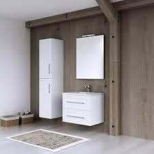 badezimmermöbel set a bengaluru 3 teilig inkl waschtisch waschbecken farbe weiß matt