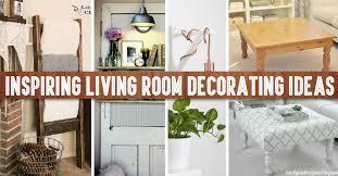 Amazing Of DIY Living Room Decor Ideas 40 Inspiring Living Room