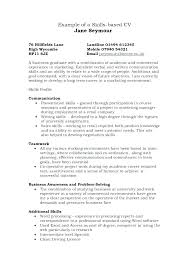 Excellent Communication Skills Resume Example Sample Outside Sales Verbal