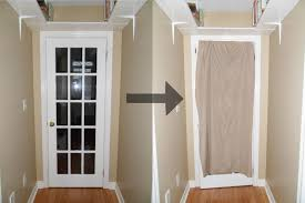 Patio Door Curtains And Blinds Ideas by Decorating Front Door Curtain Panel French Door Sheers French