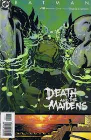 DC Comicss Batman Death And The Maidens Issue 2