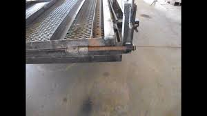 Trailer Ramp Hinge Modification - YouTube Looking For Lowes Odworking Project Plans Am Try This Plan Rental Truck At Take Bikes With You Camping This 35x5 Utility Trailer Graysville Slated To Close By February Transporter Hauler Freightliner Nascar Race Transporters Diy Dog Ramp Purchased Wood From The Isle That Sells Tractor Supply 6x8 Trailer Youtube Portable Garage Bestcurtainsml Cheap Diamond Plate Alinum Find Renting A From Best Image Kusaboshicom Shop Loading Ramps At Lowescom