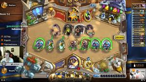 Top Decks Hearthstone September 2017 by Top5 Otk Murloc Paladin Hearthstone Decks