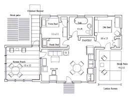 Kitchen Decor The Island House Floor Plandesign A Layout Excerpt Showroom Planning Design Picture Restaurant