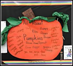 Books About Pumpkins Preschool by Must Make Kindergarten Anchor Charts
