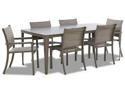 100 Urban Retreat Furniture Klaussner Outdoor Contemporary 7 Piece Outdoor