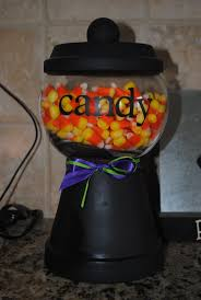 Halloween Candy Dish Craft by 163 Best Candy Jars Images On Pinterest Candy Jars Candy Dishes