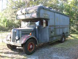 100 Moving Truck Company BangShiftcom 1951 White