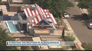 Everyday Patriotism: Albuquerque Man Replaces Roof With Stars And ... Alburque New Mexico News Photos And Pictures Road Rage 4yearold Shot Man In Custody Cnn Arrested Cnection To 2015 Driveby Shooting Two Men And A Truck 1122 88 Reviews Home Mover 4801 It Makes You Human Again Politico Magazine 15yearold Boy Suspected Of Killing Parents 3 Kids Accused Operating A Sex Trafficking Ring Youtube Curbs Arrests Jail Time For Minor Crimes Trio After Wreaking Havoc Neighborhood Movers Moms Facebook Boss For Day 30 Video Shows Arrest Two Men Wanted Triple Murder