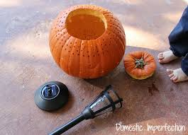 Pumpkin Carving With Drill by Carving Pumpkins With A Drill Domestic Imperfection