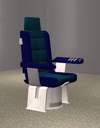 Star Trek Captains Chair by Mod The Sims Star Trek Enterprise Captains Chair