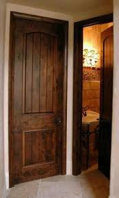 Butler Pantry Door Rustic Interior