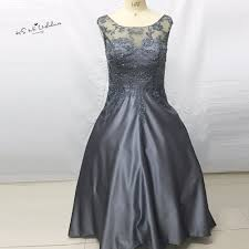 popular long gray satin dress buy cheap long gray satin dress lots