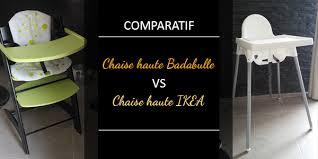 siege de table bébé chaise haute bébé badabulle vs chaise haute ikea vs siège de table