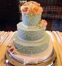 Classic Wedding Cake In Cardiff
