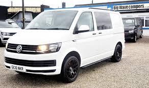 VW Transporter T6 Kombi Conversion 2016 Campervans For Sale In