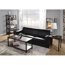 Walmart Larkin Sofa Table by Steve Silver Furniture Tribecca Coffee Table Set Walmart Com