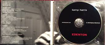 100 Edenton Lofts Kemp Harris Very Good Like New CD From My Collection Free Shipping