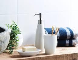 Bamboo Bath Caddy Nz by Bathroom Accessories Bed Bath N U0027 Table