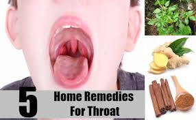 5 Home Reme s For Throat Infection Natural Treatments And