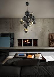wohnzimmer im industriedesign kamin wohnzimmer pe