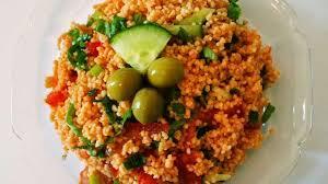 cuisiner le boulgour salade de boulgour et lentilles rouges recette par streetfood et