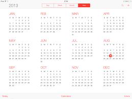 iphone Calendar API iOS7 Stack Overflow